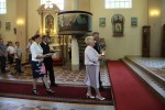 Wizyta abp. Stanisława Budzika :: © Parafia Wygnanowice, fot.  Magda Kuśmierczyk